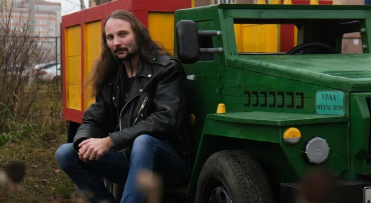 """Ковровский умелец: """"На детские грузовики откладывал с зарплат и отпускных"""""""