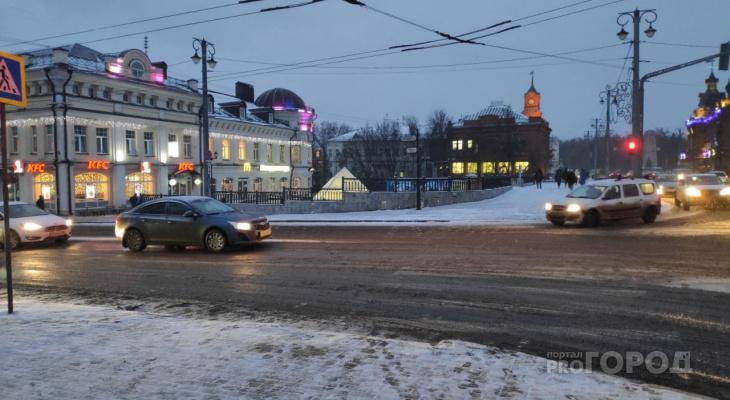 Какой была погода во Владимире на Новый год за последние 14 лет?