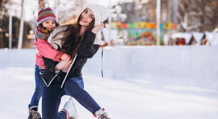 Топ-5 отличных мест во Владимире для активного зимнего отдыха