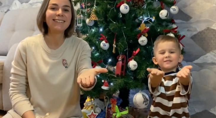 Семья из Владимира победила в конкурсе Первого канала