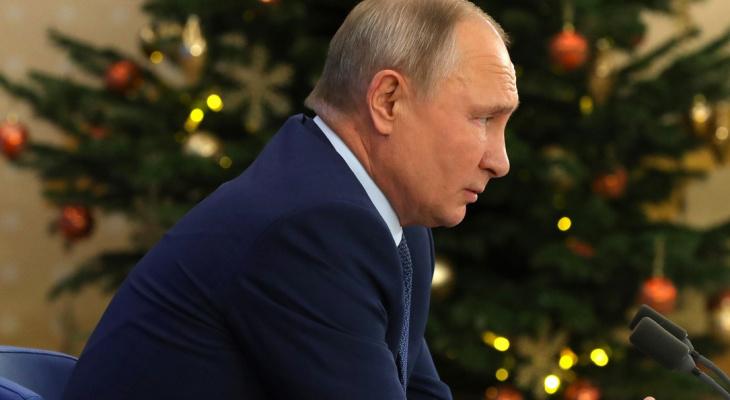 Путин готовится к возможности завоза в Россию новых опасных болезней