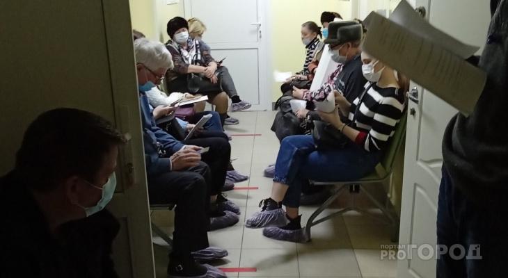 Во Владимире назвали причину уменьшения количества новых заболевших COVID-19