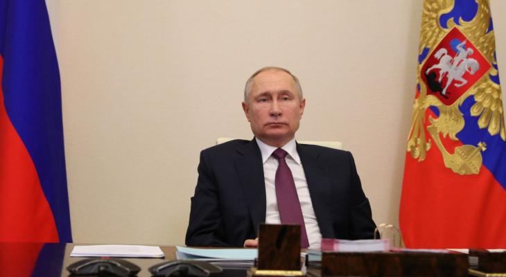 Владимир Путин поддержал введение новых пособий для детей