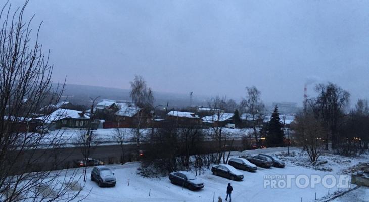 Владимирцев вновь ждут перемены в погоде