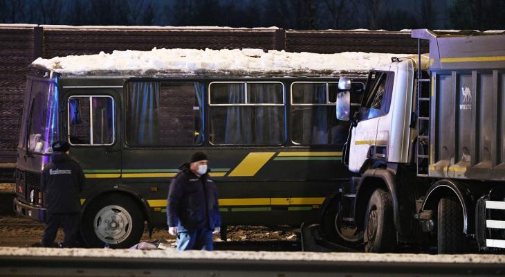 Всё, что известно о смертельной аварии в Москве с участием водителя из Гуся - в одном материале