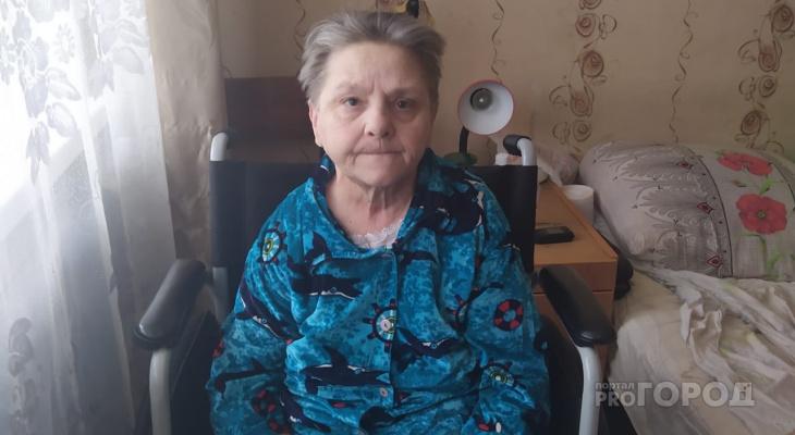 Женщина-погорелец из Собинки оказалась в положении бомжа