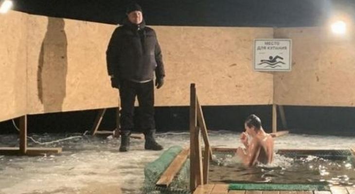 Во Владимире всего в двух водоёмах можно будет окунуться в Крещенскую ночь