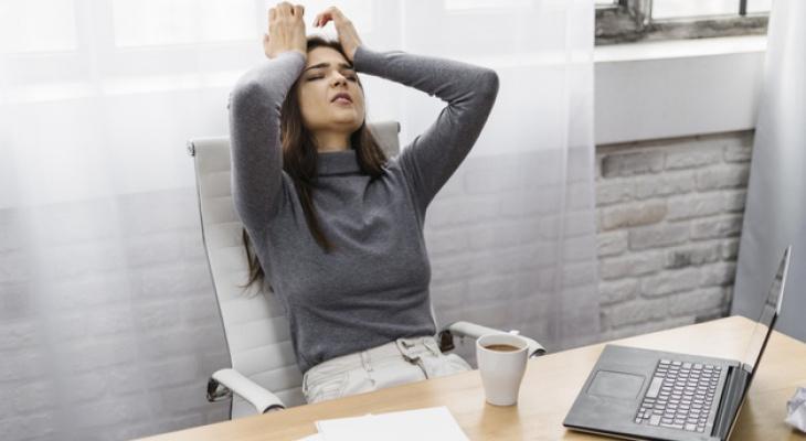Каждый четвёртый работник в регионе начал год не в настроении