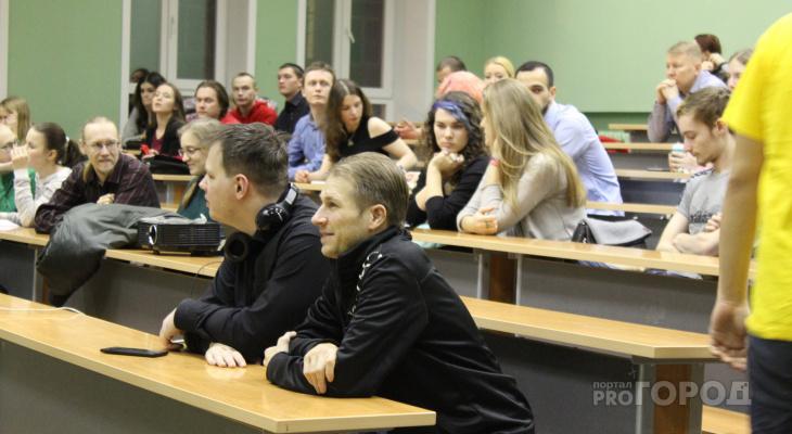 Владимирская молодёжь отказывается от высшего образования