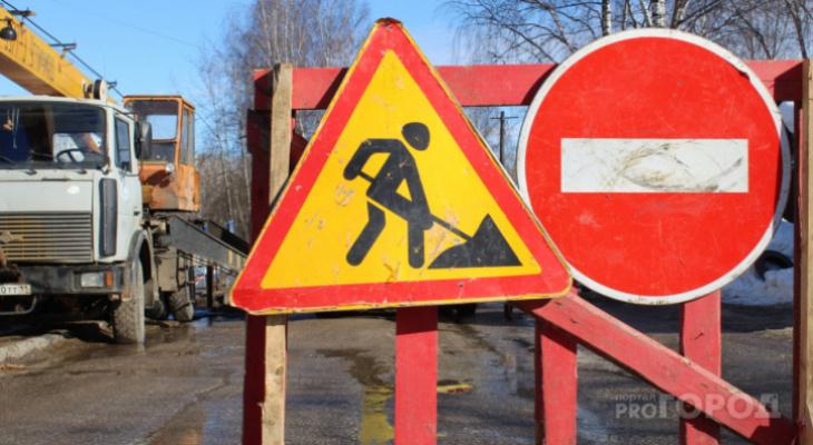 Во Владимире на нескольких участках трассы М-7 введут ограничения движения