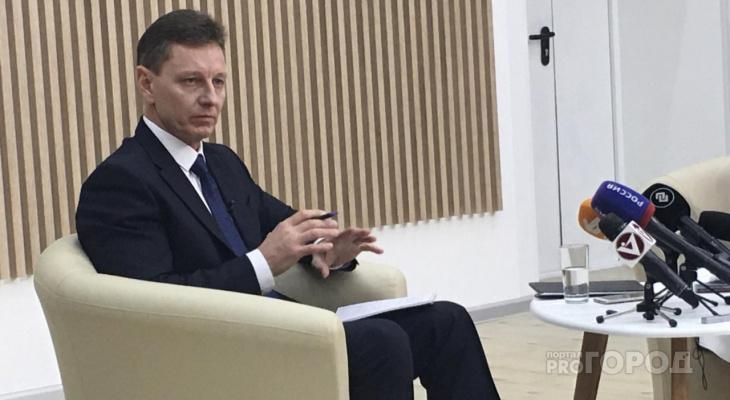 Глава Владимирской области поднялся в рейтинге по обсуждению в соцсетях