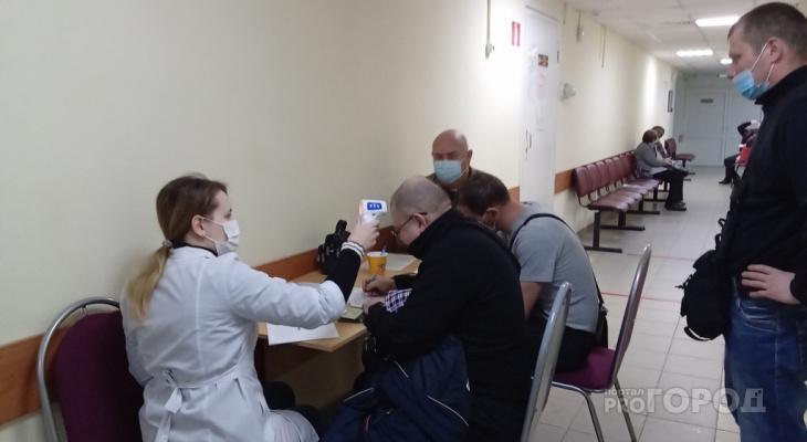 Во Владимире ежедневно прививку от коронавируса делают около 400 человек
