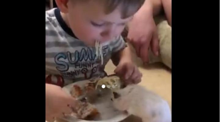 """""""За такое видео в Финляндии у вас бы ребенка отобрали"""""""