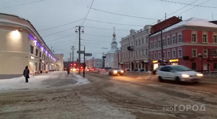 Стала известна погода во Владимире в праздничные выходные