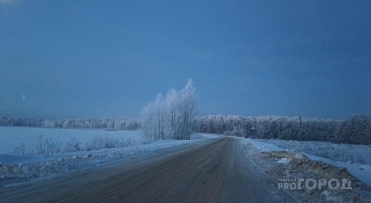 Аномальные морозы накроют Владимирскую область этой ночью