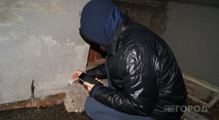 Во Владимирской области задержали двух продавцов тяжёлого наркотика