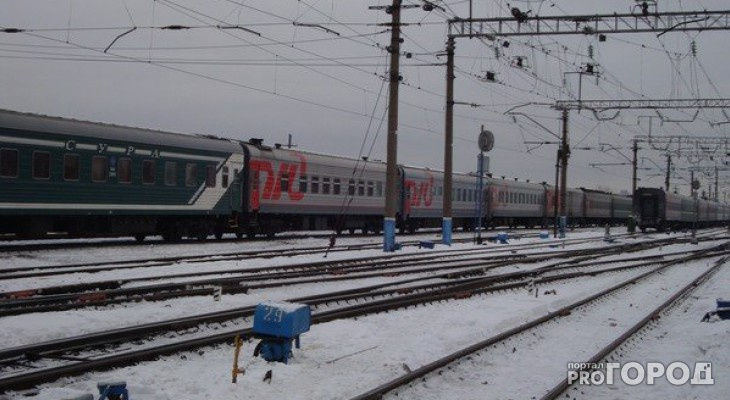 Во Владимирской области ещё один человек попал под поезд