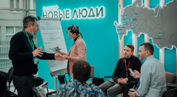 «Новые люди» во Владимирской области дали старт общероссийскому политическому реалити-шоу «#ДебатыКандидаты»