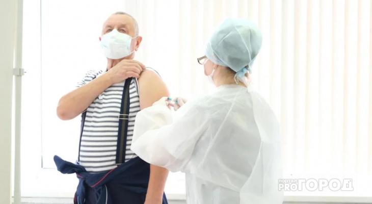 Во Владимирской области уже более 32 600 человек привились от коронавируса