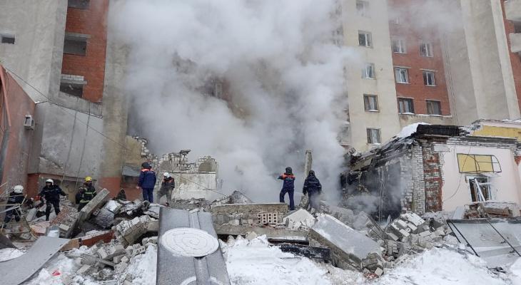 В соседней области прогремел взрыв в 12-этажке