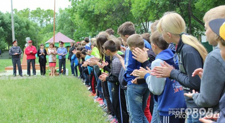 Летом для владимирских школьников откроются загородные лагеря
