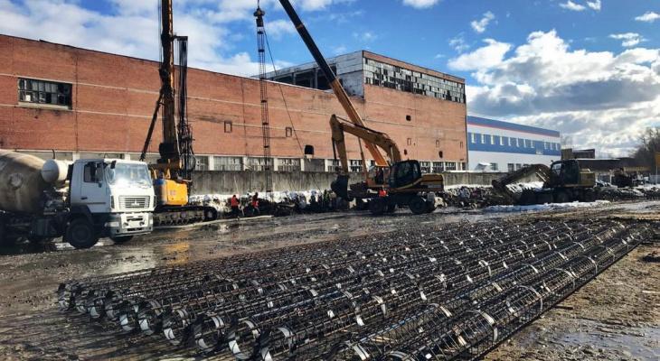 На строительство Рпенского проезда выделили еще 726 миллионов рублей