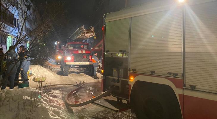 В Александрове из многоэтажки эвакуировали 15 человек