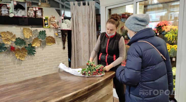 Цветы во Владимир привозят из Голландии, Кении и Эквадора
