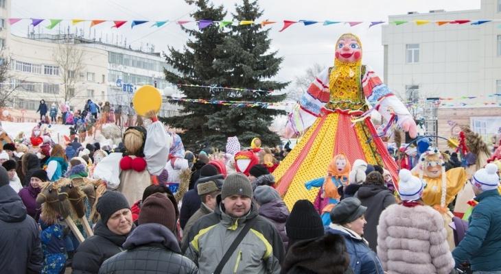 Во Владимирской области разрешили праздновать Масленицу