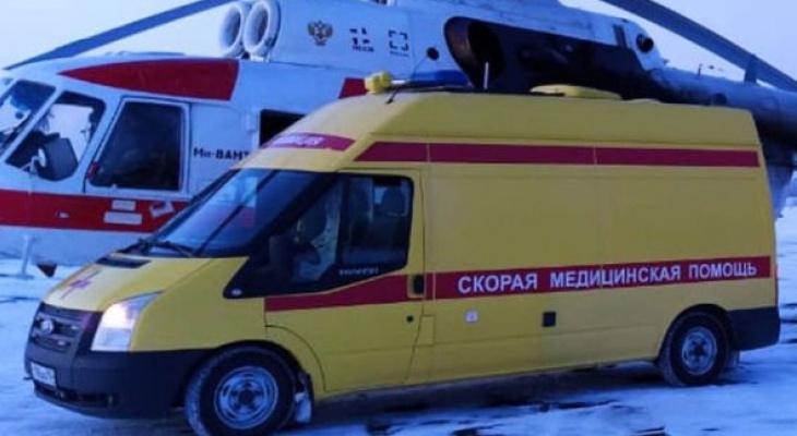 Владимирский рабочий-сантехник получил ожоги 80% тела