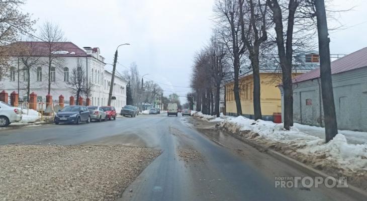 Во Владимире открыли движение по улице Луначарского