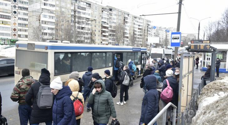 Во Владимире пущен новый временный автобусный маршрут