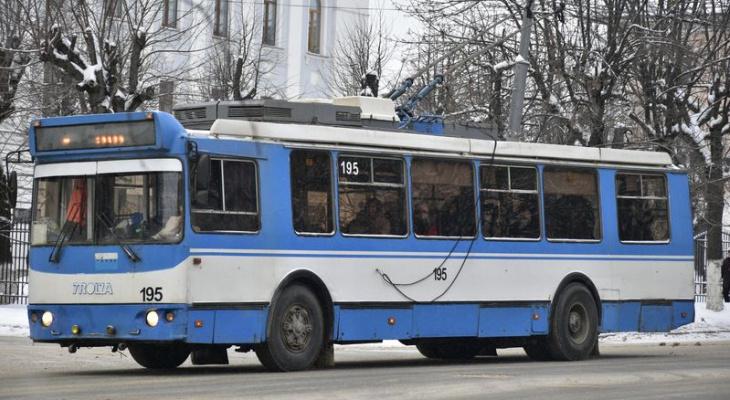 Во Владимире возобновляется работа троллейбусов №1 и №5 на полном маршруте