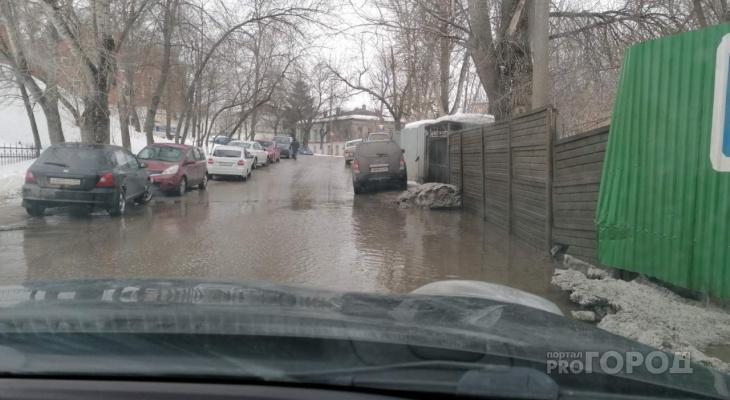 Областные власти упрекнули руководство Владимира в плохой уборке снега