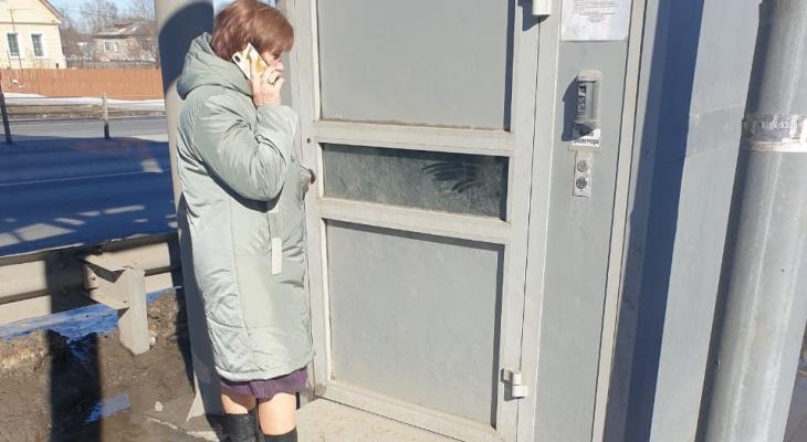 Депутат ЗС решает проблему надземного перехода в Петушках