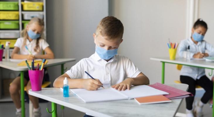 Начался 1 этап приёма детей в первый класс