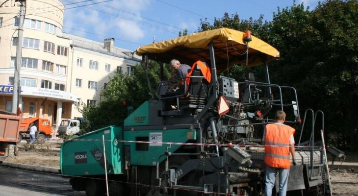 Во Владимире объявили о начале большого дорожного ремонта