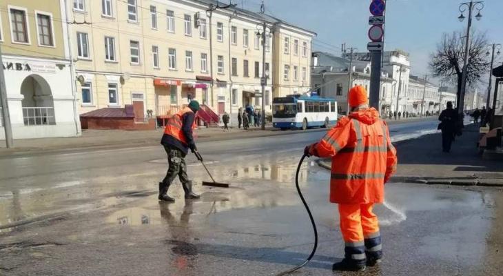 В этом году во Владимире не будет общегородского субботника