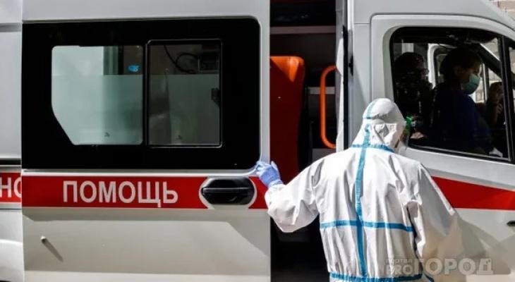 Во Владимирской области продолжается стабильный прирост заболевших COVID