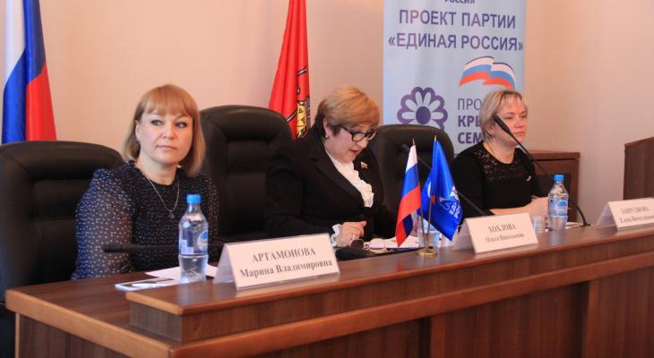 «Единая Россия» предлагает ввести единые меры поддержки многодетных семей