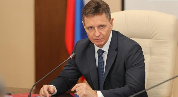 Владимира Сипягина назвали в числе губернаторов-кандидатов на вылет