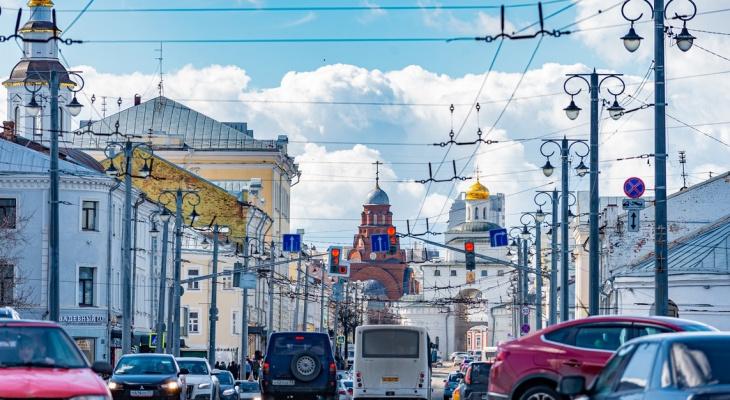 Синоптики назвали дату прихода майской погоды во Владимирскую область