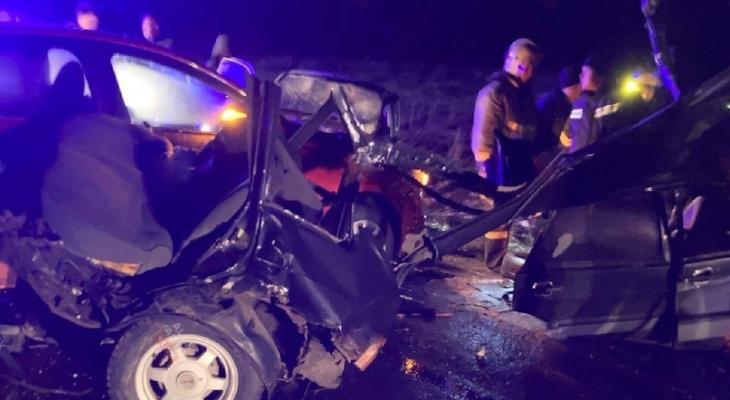 Смертельная авария с участием четырех машин произошла во Владимирской области