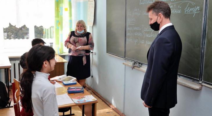 К школе в Сновицах сделают пристройку на 240 мест