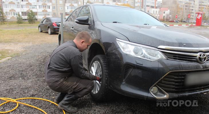 Стало известно, введут ли штрафы за шины не по сезону