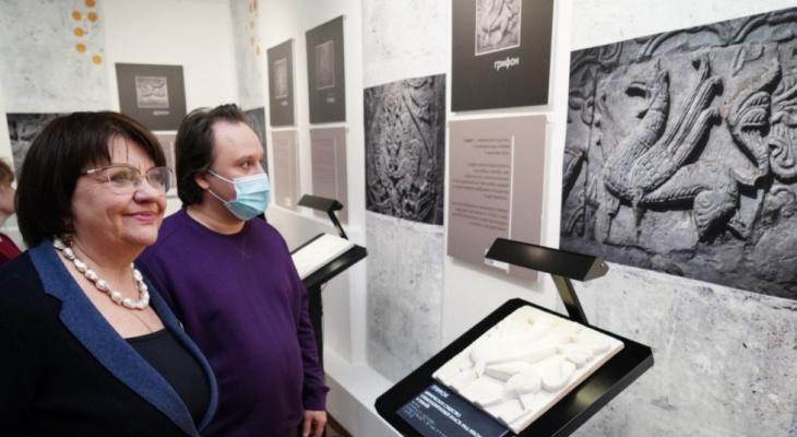 """В музее природы открылась """"трогательная"""" выставка для людей с ограниченными возможностями"""