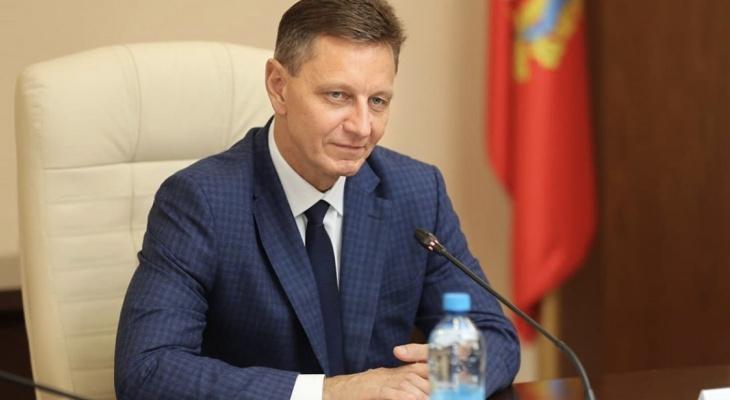 Владимир Сипягин проведет эксперименты над областными чиновниками