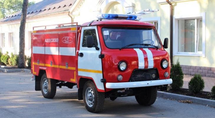 Во Владимирской области появится 47 новых пожарных автоцистерн