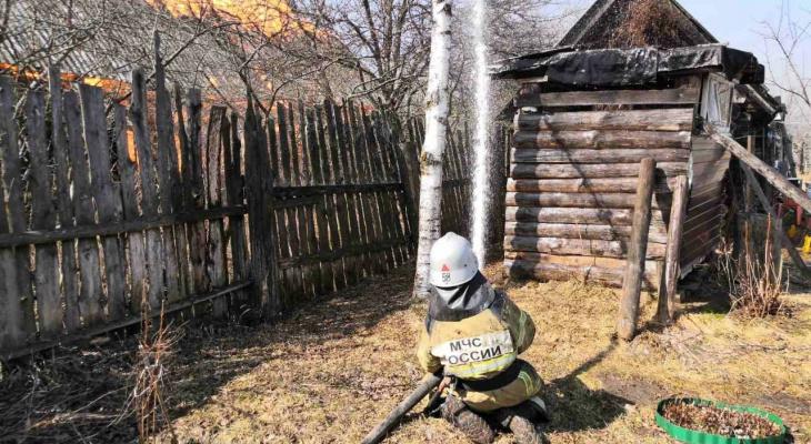 С 16 апреля во Владимирской области установлен особый противопожарный режим