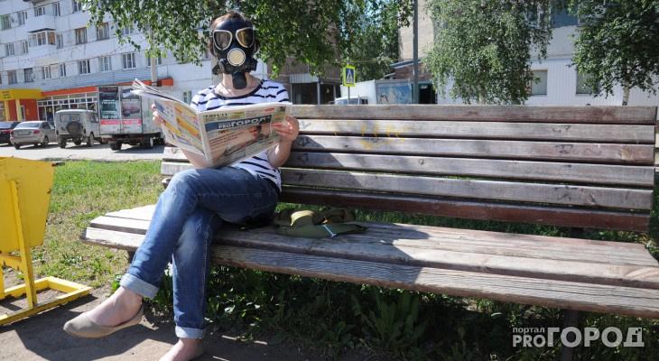 Названы районы Владимирской области с самым чистым воздухом